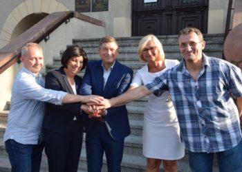 Kandydatki Koalicji w wyborach parlamentarnych