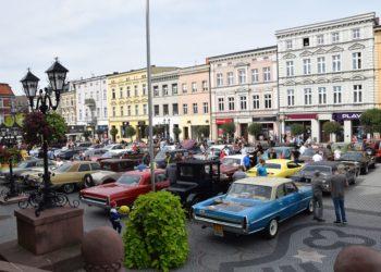 Amerykańskie samochody w Krotoszynie