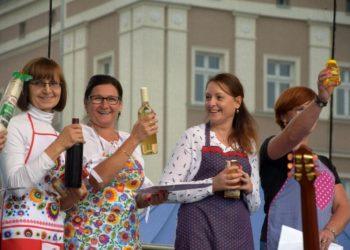Kulinarna impreza na krotoszyńskim rynku