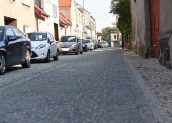 Dofinansowanie na przebudowę ulicy Mickiewicza