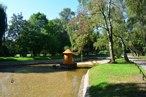 Park w lepszej odsłonie