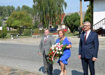 Uroczystości rocznicowe w Sulmierzycach