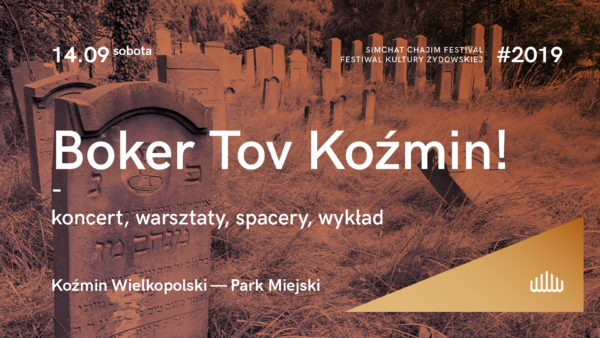 Boker Tov Koźmin!