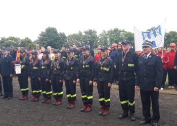 Powiatowe zmagania strażaków