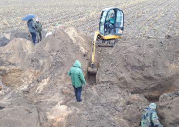 Znaleziono grób niemieckich żołnierzy