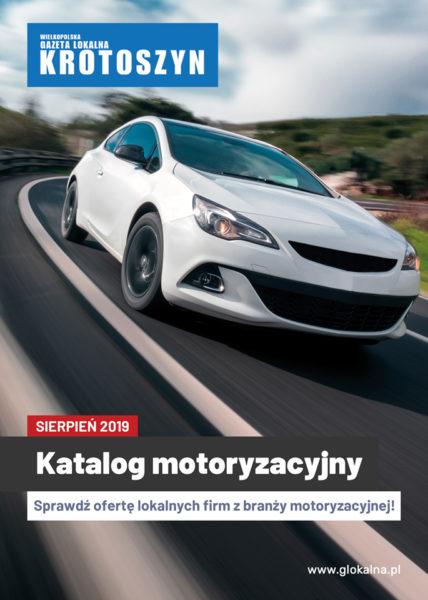 Katalog motoryzacyjny SIERPIEŃ 2019