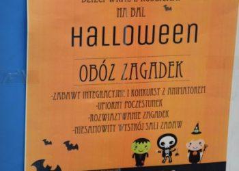 Zapraszamy do Kamixu na Halloween!