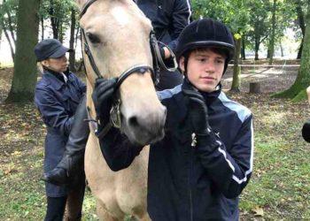 Zjazd miłośników jazdy konnej