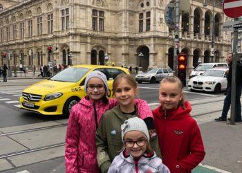 Reprezentanci Shodana w Wiedniu