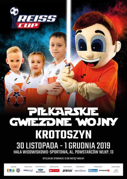 Reiss Cup ponownie w Krotoszynie!