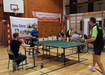 W Zdunach walczyli o Puchar Burmistrza
