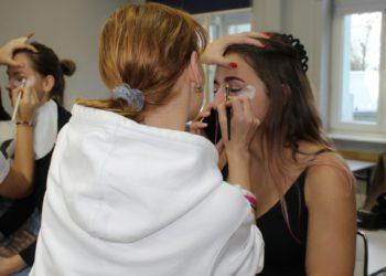 Szkolenie z makijażu i wizażu