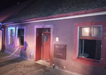 Tragiczny pożar w Koźminie Wlkp.