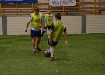 Wielkie piłkarskie emocje w Krotoszynie