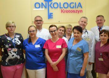 Oddział onkologii działa już pięć lat