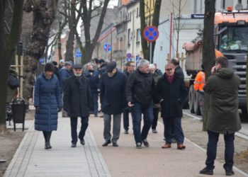 Zrewitalizowana aleja Powstańców Wielkopolskich