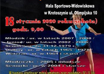 I Turniej o Puchar Rzemiosła Krotoszyńskiego