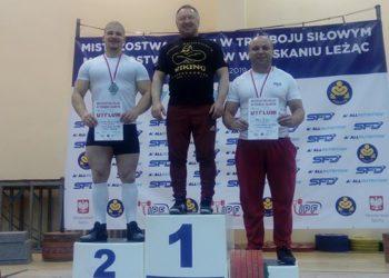 Dwa medale na koniec roku