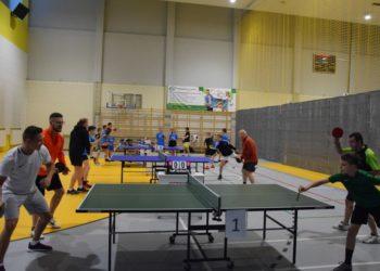 Tenisiści walczyli o Puchar Rzemiosła