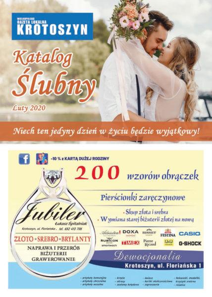 Katalog ślubny luty 2020