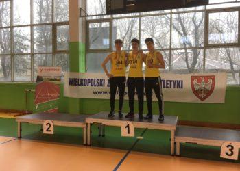 Pięć medali na mistrzostwach Wielkopolski