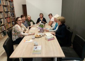 Spotkanie miłośniczek czytania