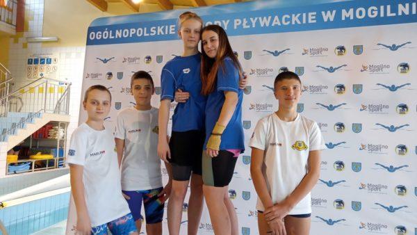 Zawodnicy KS Krotosz startowali w Mogilnie