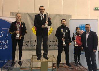 Medalowe żniwo w Środzie Wlkp.