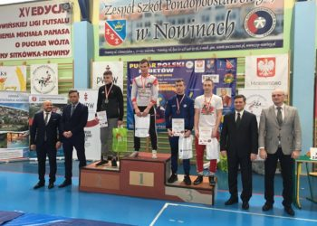 Brązowy medal Bartosza Kaźmierczaka