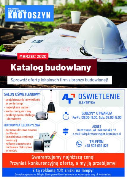 Katalog budowlany marzec 2020