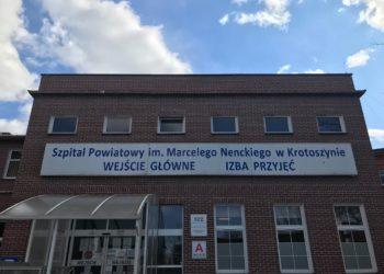 Kibice Lecha organizują zbiórkę na szpital