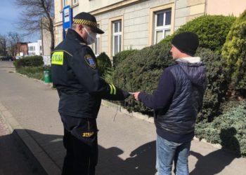 Straż Miejska kontroluje i pomaga
