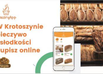 """BakeryApp – nowość dostępna """"u Czwojdy"""""""