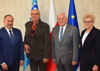 Spotkanie trzech burmistrzów