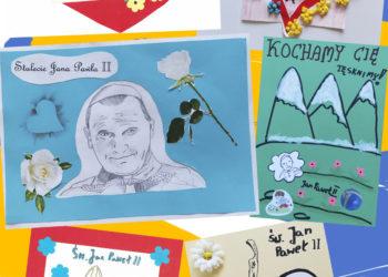 Laurki dla św. Jana Pawła II
