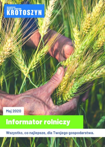 Katalog rolniczy maj 2020
