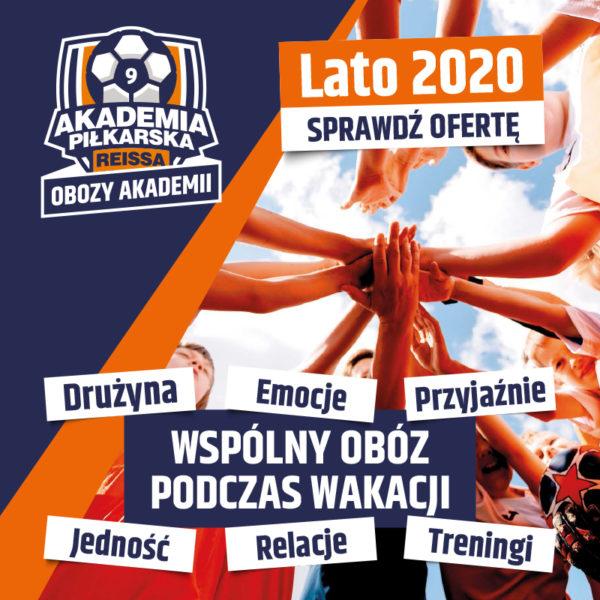 APR i firma Sportujmy zapraszają na aktywne wakacje 2020!