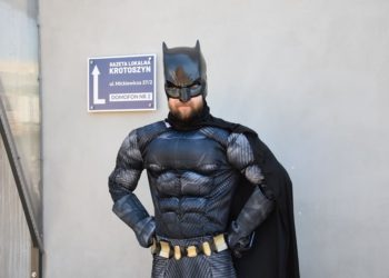 Dzień Dziecka z Batmanem