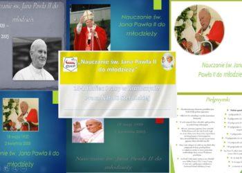 Multimedialny konkurs o św. Janie Pawle II