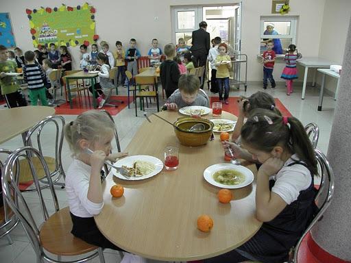 Dotacja na szkolną stołówkę