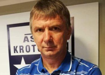 Astra rozstała się z trenerem Wewiórem