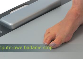 Platforma podometryczna, czyli komputerowe badanie stóp