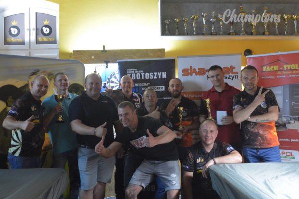 Darterskie mistrzostwa Krotoszyna