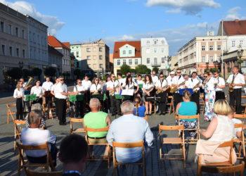 Powitanie lata z orkiestrą dętą