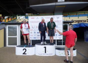 Dwa medale na mistrzostwach kraju