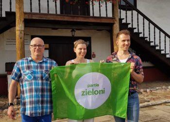 Nowe koło Partii Zieloni