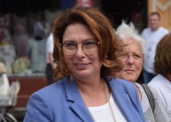 Małgorzata-Kidawa Błońska w Krotoszynie