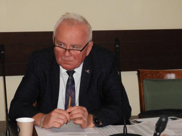 Komisja rewizyjna działa już z nowym przewodniczącym