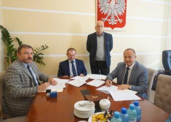 Porozumienie trzech samorządów