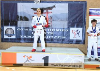 Shodan z dziesięcioma medalami
